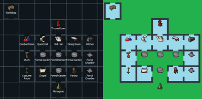 house layout runescape. POHshanerecolor png View topic  House designer request Runescape Bits Bytes